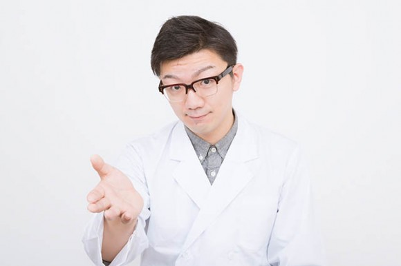 お医者さんイメージ